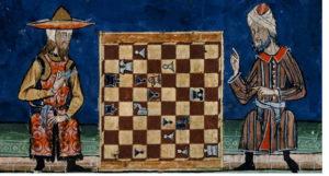 Libro de los juegos de Alphonso X el savio, 1262-1283 ca.