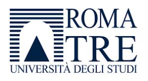 Logo Roma Tre